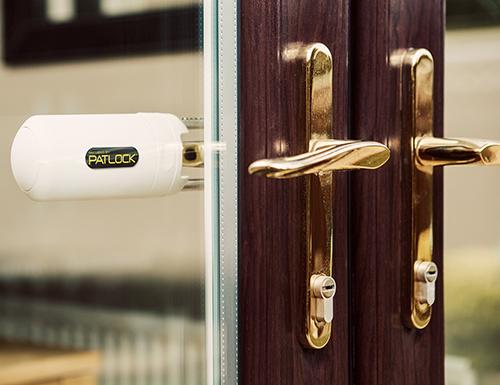 Patlock French Door Amp Patio Security Lock Ireland Amp Dublin