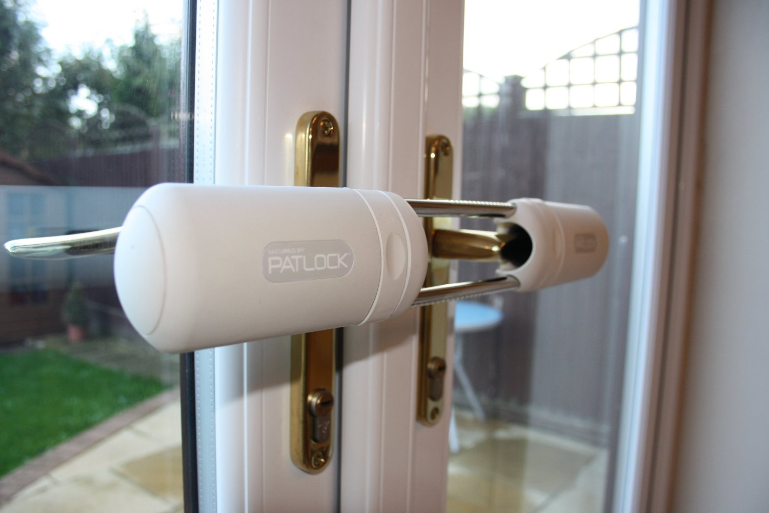 Patlock French Door Patio Security Lock Ireland Dublin