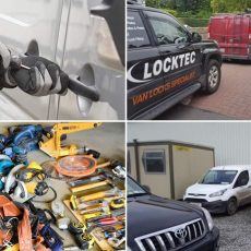 Why Should You Consider Getting Van Locks Fitted?