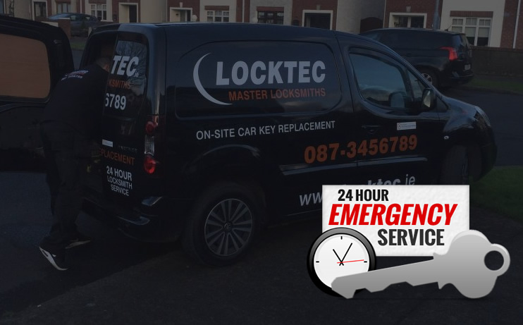 24 hour Emergency Locksmith Dublin Locktec