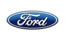 Ford car key logo