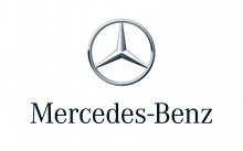 Mercedes-Benz car key logo