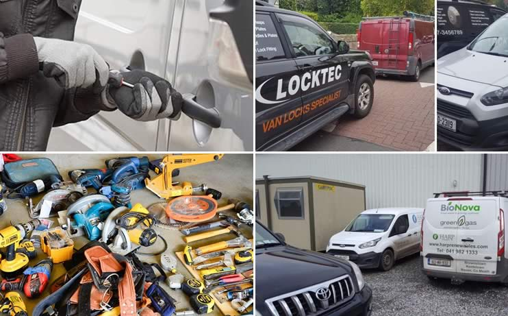 Van Locks Dublin Supply and Fit
